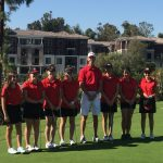 Mission Viejo High School Girls Varsity Golf beat Laguna Hills High School 275-309