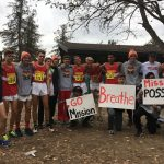 Mission Viejo High School Boys Varsity Cross Country finishes 9th place