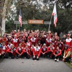 Mission Viejo High School Boys Varsity Cross Country finishes 3rd place