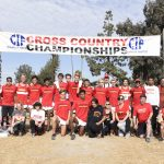 Mission Viejo High School Boys Varsity Cross Country finishes 7th place
