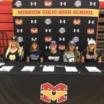 Mission Viejo NLI Spring Signing