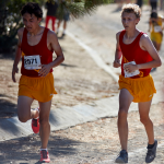 Boys Sophomore Cross Country finishes 3rd place at Laguna Hills Invitational