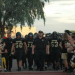 Apache Junction High School Varsity Football falls to Seton Catholic High School 14-12