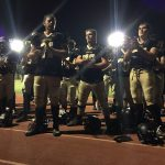 Apache Junction High School Junior Varsity Football beat American Leadership Academy 26-8
