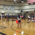 Apache Junction High School Girls Varsity Volleyball falls to Buckeye Union High School 3-1 in Season Opener