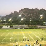 Apache Junction High School Varsity Football falls to Canyon Del Oro High School 28-8