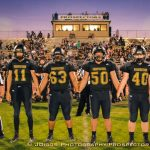 Apache Junction High School Varsity Football beat Tempe High School 21-7