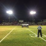 Apache Junction High School Varsity Football beat Washington High School 38-30