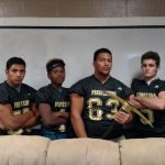 Prospector Football Players Awarded
