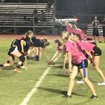 Powder Puff Game HUGE Success