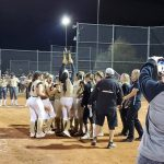 Girls Varsity Softball beats Desert Vista 13 – 2 In Championship of Dobson/Westwood Tourney