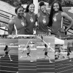 Track at MPSSAA 4A East Region Championships