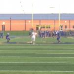 Ennis High School Junior Varsity Football Maroon falls to Corsicana High School 12-8