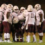 Ennis High School Varsity Football falls to Jacksonville High School 34-26