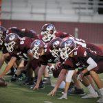 Freshman Football Slay Dragons 62-20