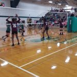 Ennis Girls 7th Grade Volleyball A falls to Waxahachie Finley 2-0
