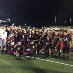 Ennis Lions JV Football Claims District Title with 38-28 Win