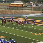 Freshman White Football Fall To Corsicana