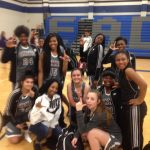 Ennis High School Girls Freshman Basketball beat Lindale High School 27-18