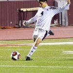 Ennis High School Boys Varsity Soccer ties Whitehouse High School 1-1