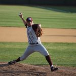 Ennis High School Varsity Baseball beat Nacogdoches High School 11-2
