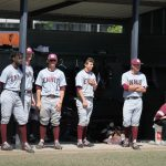 Ennis High School Varsity Baseball falls to Wichita Falls Rider 7-6