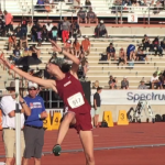 Stuckly at Texas Relays