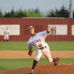 Ennis High School Varsity Baseball beat Whitehouse High School 5-1