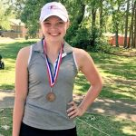 Gwen Lefler Qualifies for Regional Golf Tournament