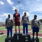 District 17-5A Varsity Track Meet Results