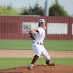 Ennis High School Varsity Baseball beat Nacogdoches High School 5-0