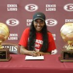 Shania Jones Signs Basketball Scholarship