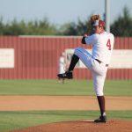 Ennis High School Varsity Baseball falls to Bryan High School 2-1
