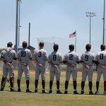 Ennis High School Varsity Baseball beat Bryan High School 5-2