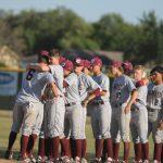 Ennis High School Varsity Baseball falls to Bryan High School 7-6