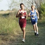 Junior High Runner Captures 2nd