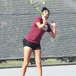 Junior High Tennis vs Waxahachie