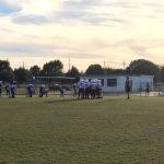 Boys 7th Grade Football falls to Frank Seal 13 – 12