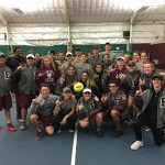 Tennis Captures Area Championship