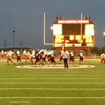 Boys 8th Grade Football falls to Terrell 26 – 25