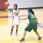 JV Girls Basketball vs Waxahachie