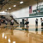 Girls 7th Grade Basketball beats Finley 16 – 12