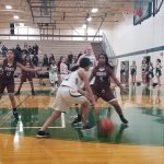 Girls 8th Grade Basketball falls to Finley 21 – 16