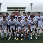 Boys Junior Varsity Soccer beats Palestine 2 – 0