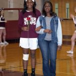 Lady Lion Basketball Parent's Night