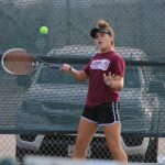 Coed Middle School Tennis beats Waxahachie 32 – 3