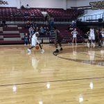 Boys Varsity Basketball falls to Whitehouse 54 – 36