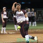 Varsity Softball Scrimmage vs Everman