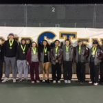 Lions Varsity Tennis Impressive at Corsicana Mertz Tournament