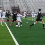 Boys Junior Varsity Soccer falls to JV District 6 – 0